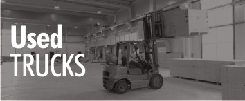 Fork Truck Express Services Used Trucks